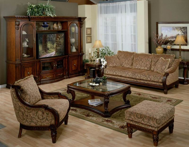 Traditional Living Room Furniture Ideas 800 x 626
